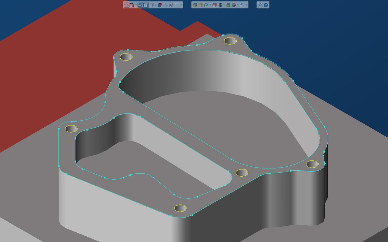 GibbsCAM Geometry Creation