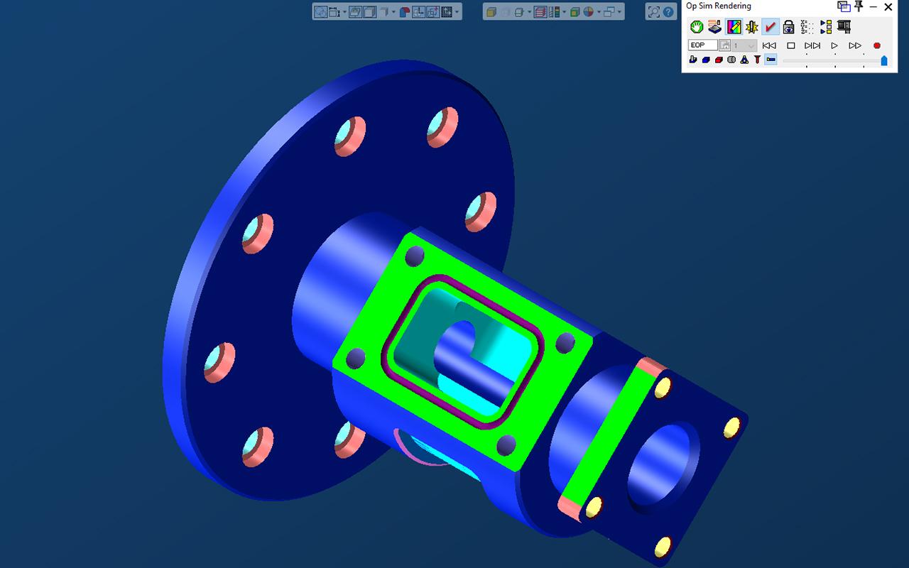 GibbsCAM Polar Cylindrical MillTurn