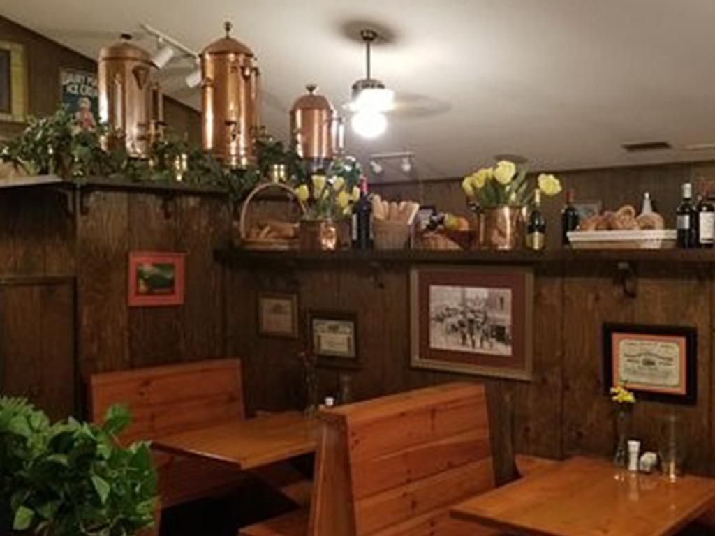 Yadkin Valley Steakhouse